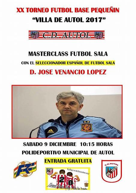 Visita de José Venancio Lopez