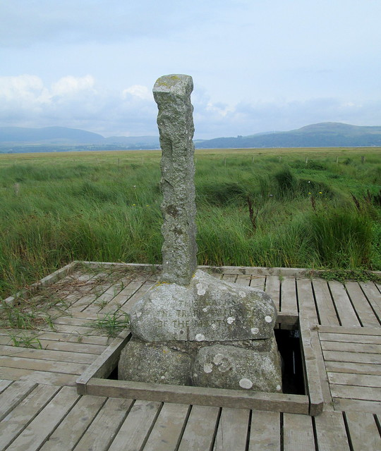 Martyrs' Stake, Wigtown