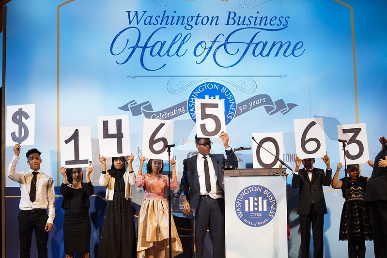 2017 Washington Business Hall of Fame