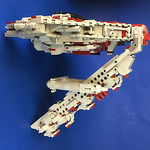 "Dorn-Wing ""Ship-Breaker"" Bomber"