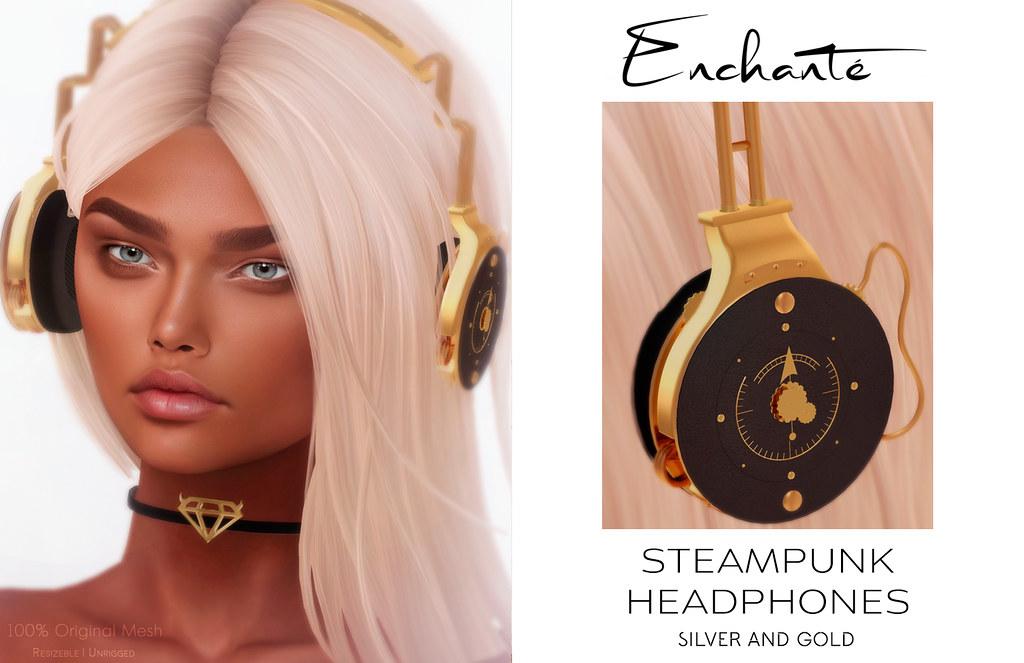 Enchante' x Cosmopolitan - TeleportHub.com Live!