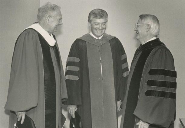 Remembering President Emeritus Gordon Haaland