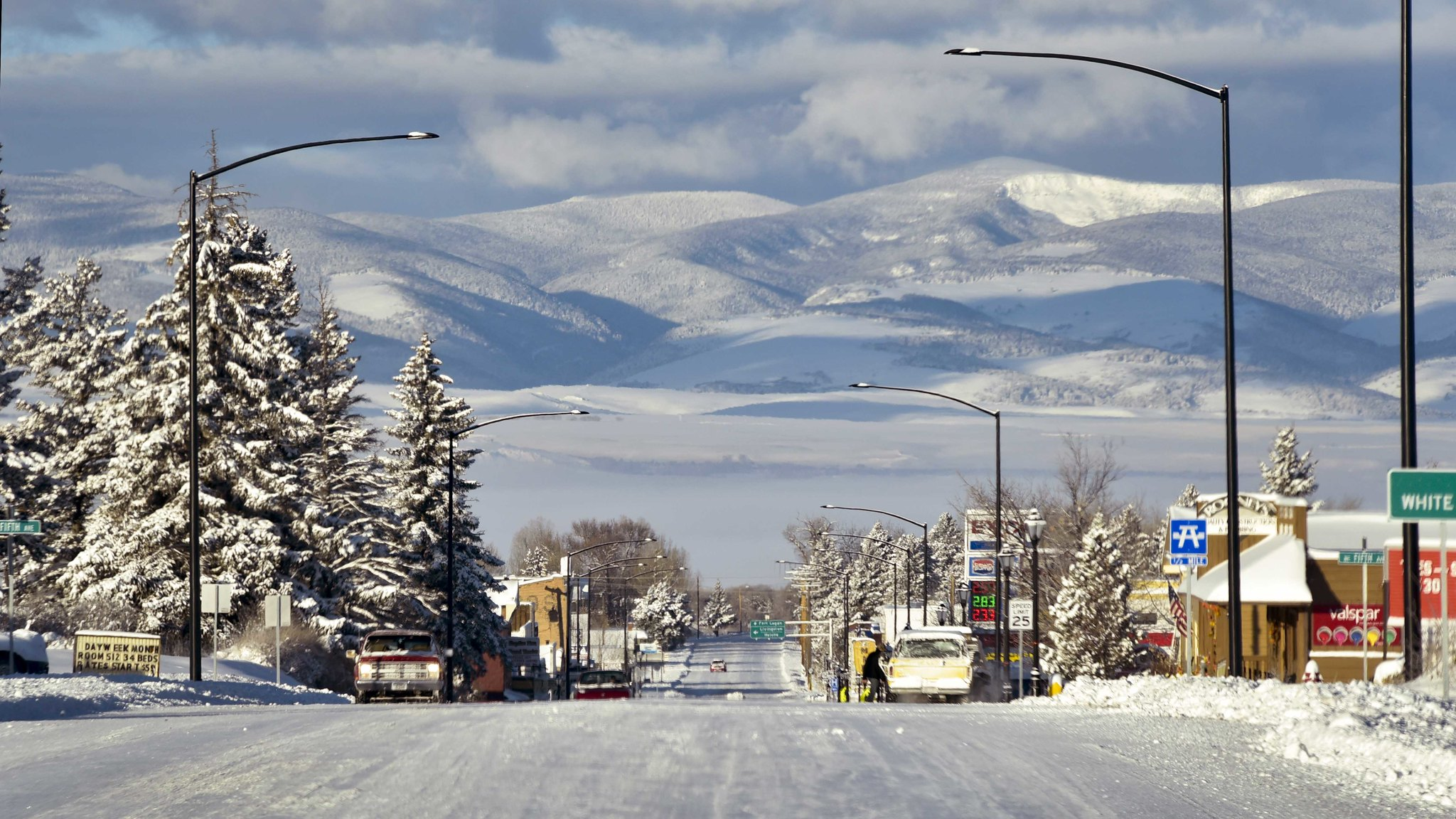 Find everything you need to have a great time while in the area right in White Sulphur Springs, Meagher County Montana.