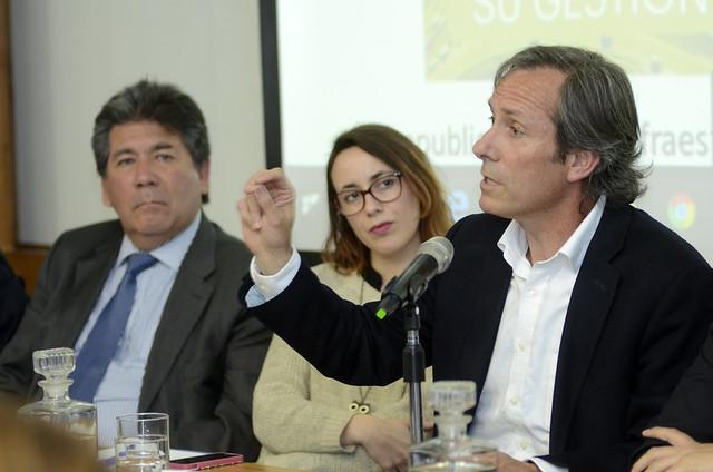 """SEMINARIO """"Infraestructura pública en Chile: una propuesta para mejorar su gestión"""""""