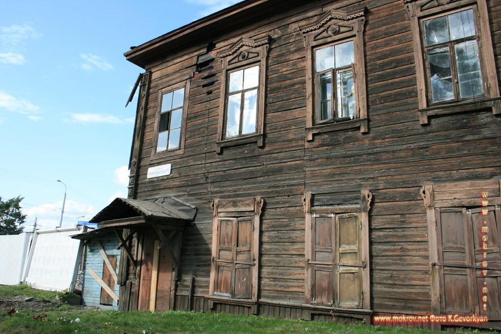 Город Иркутск фотографии сделанные как днем, так и вечером