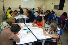 10/11/2017. Mostra de Talentos da Educação de Jovens e Adultos. Fotos: Adão de Souza/PBH