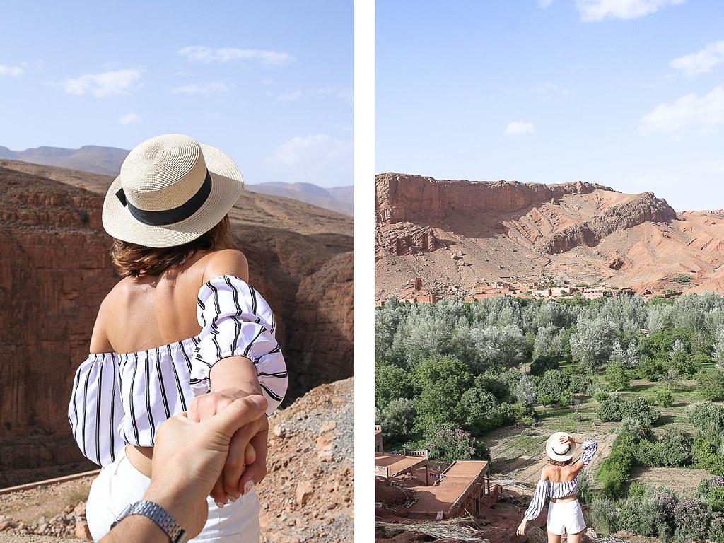 Fes to Marrakech tour - kisses,vera