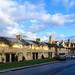 Terraced Cottages on Leysbourne - Chipping Campden, England, UK