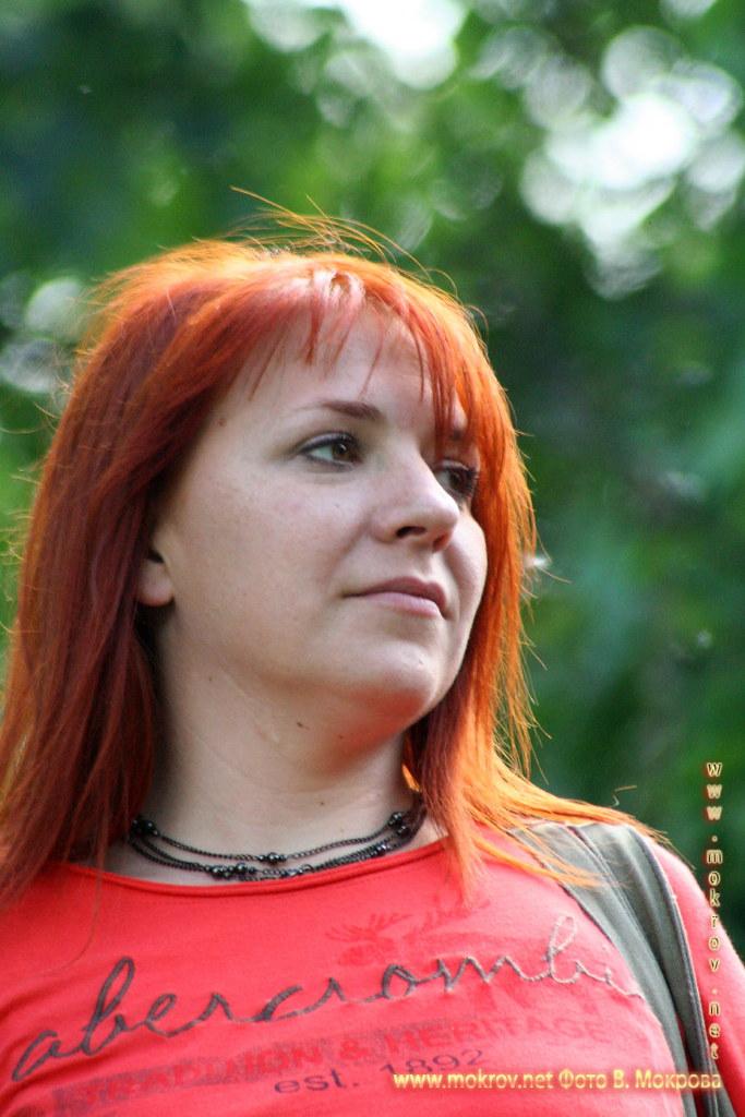 Лена Журавская.
