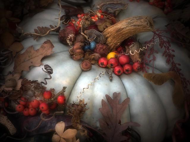 November fades