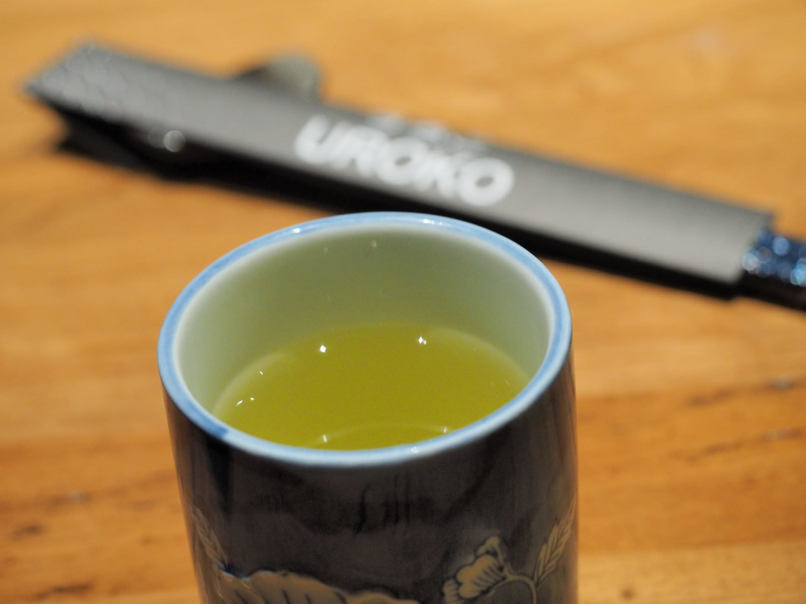 Green Tea at Uroko Japanese Cuisine at Section 17, Petaling Jaya