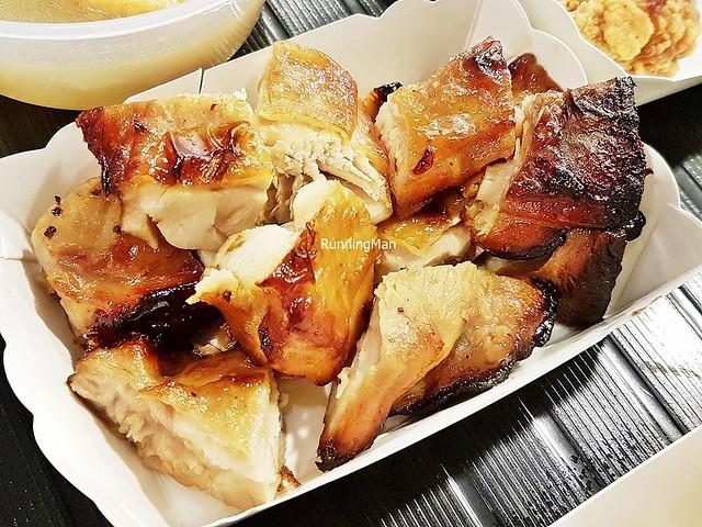Honey Roasted Chicken Thigh
