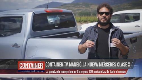 Mercedes Clase X en Chile