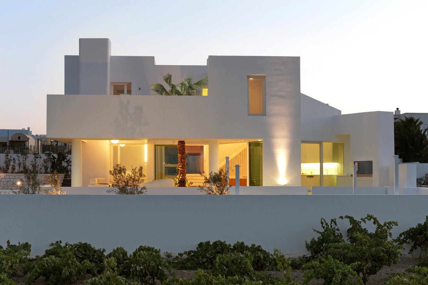 Summer House in Messaria, Greece