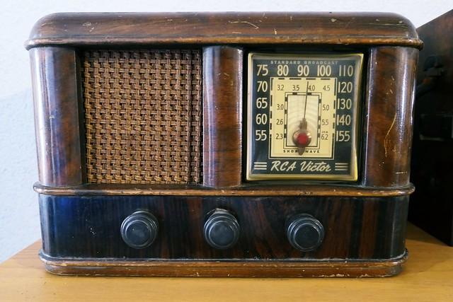 RCA Victor AM Radio