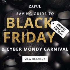 Saving Guide to Black Friday & Cyber Monday Sale