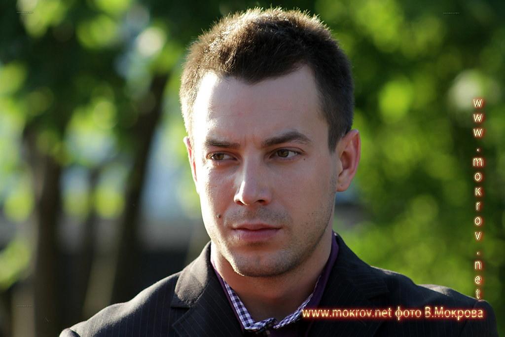 Актер Дмитрий Блажко
