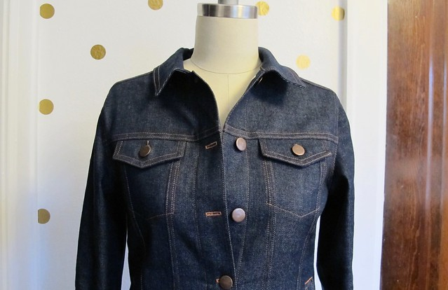 Hampto Jean Jacket