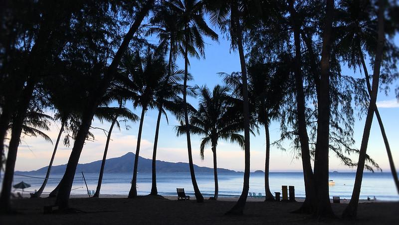 マレーシアのシブ島
