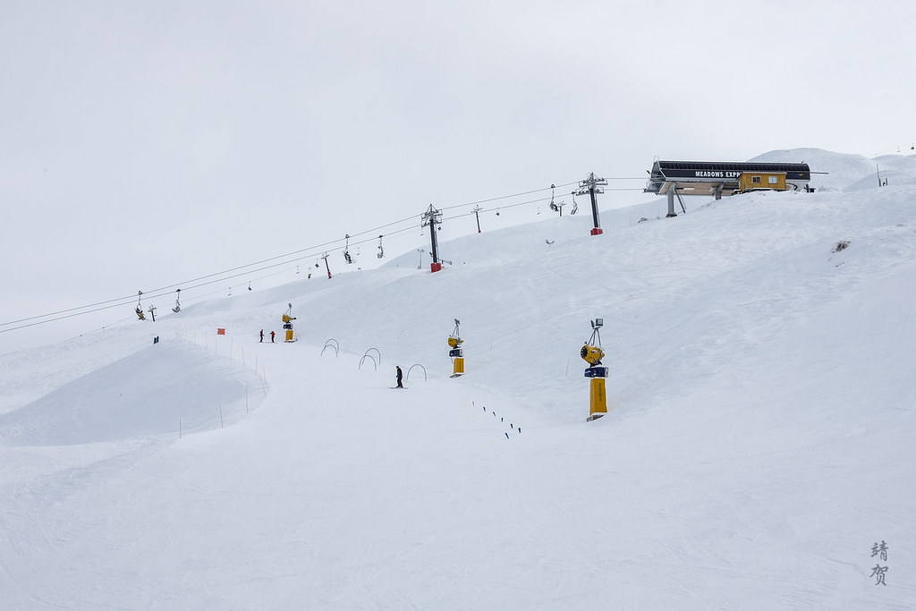 Meadows Express chairlift