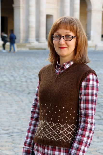 Purl Alpaca Designs Malachi Vest