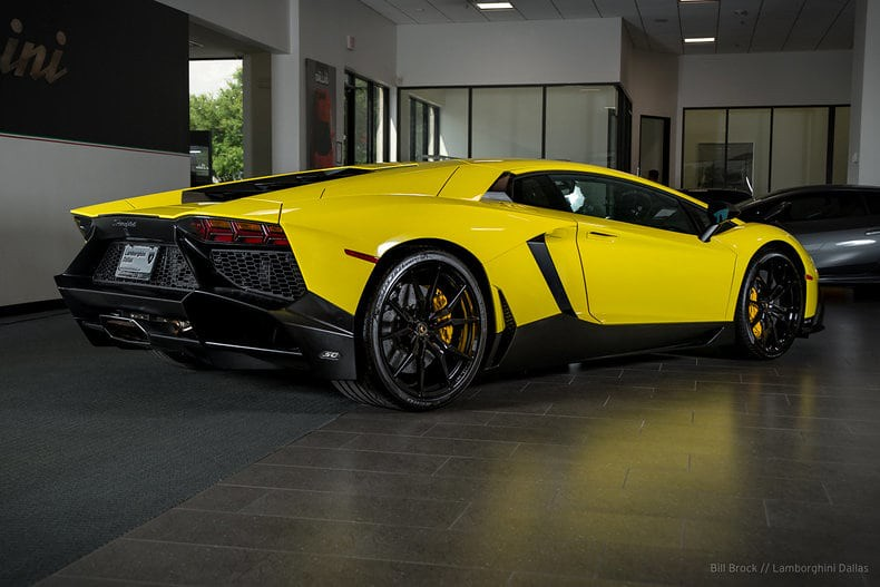 Lamborghini-Aventador-50th-Anniversario-For-Sale-2