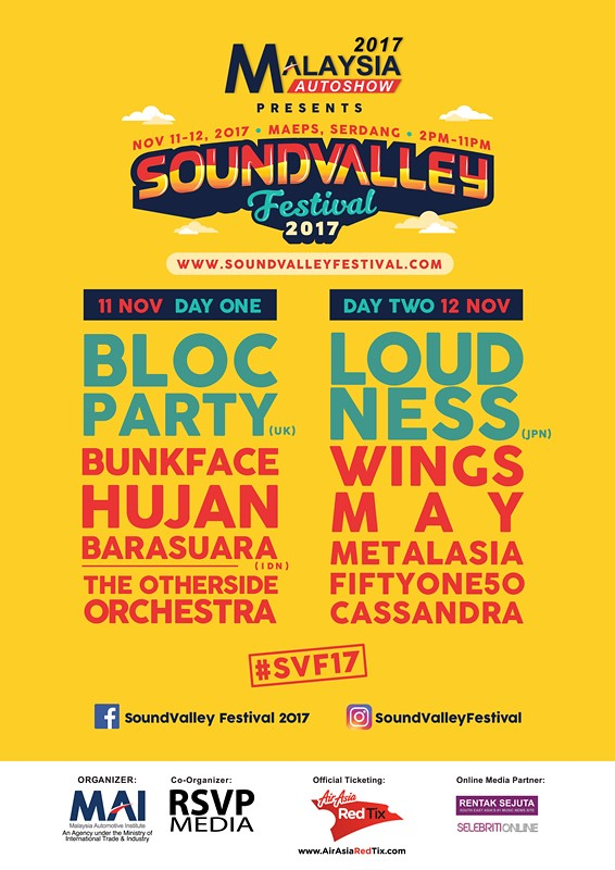 Sound Valley Festival 2017