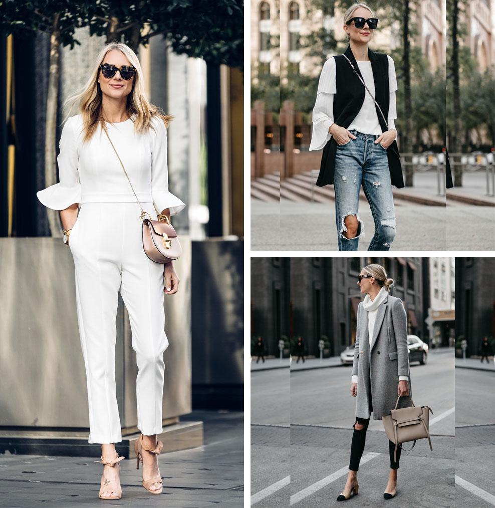9 Minimalist Fashion Bloggers to Follow (Amy - Fashion Jackson)