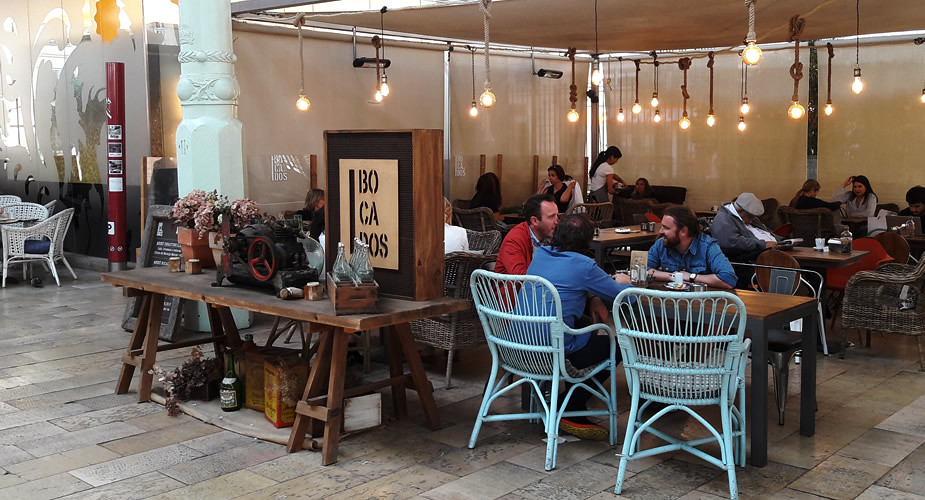 Modernisme in Valencia, Mercado de Colón | Mooistestedentrips.nl
