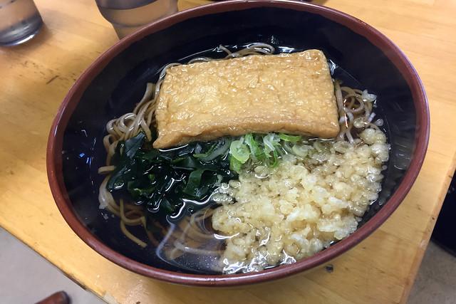 2泊3日で新潟・松本(4)〜2食続けてそばなど