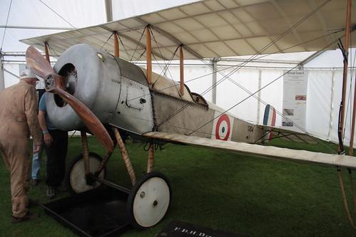 G-FDHB Bristol Scout C [PFA 353-14755] Sywell 010917