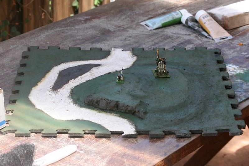 Plateau de jeu à partir de tapis de sol puzzle - Page 2 37656369824_8f133223ea_c