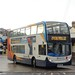 Stagecoach 15795 WA61KMF Paignton bus station 7 November 2017
