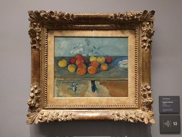 Cezanne @ Musée de l'Orangerie