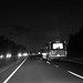 Day 2 of 7 - Night Driving - 7 Day Black and White Challenge