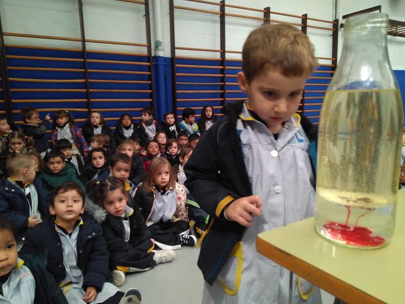 -Infantil 17-18. Semana de la Ciencia.
