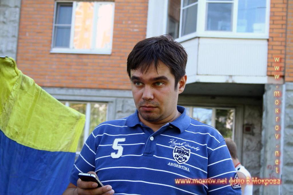 Евгений Четвертиков.
