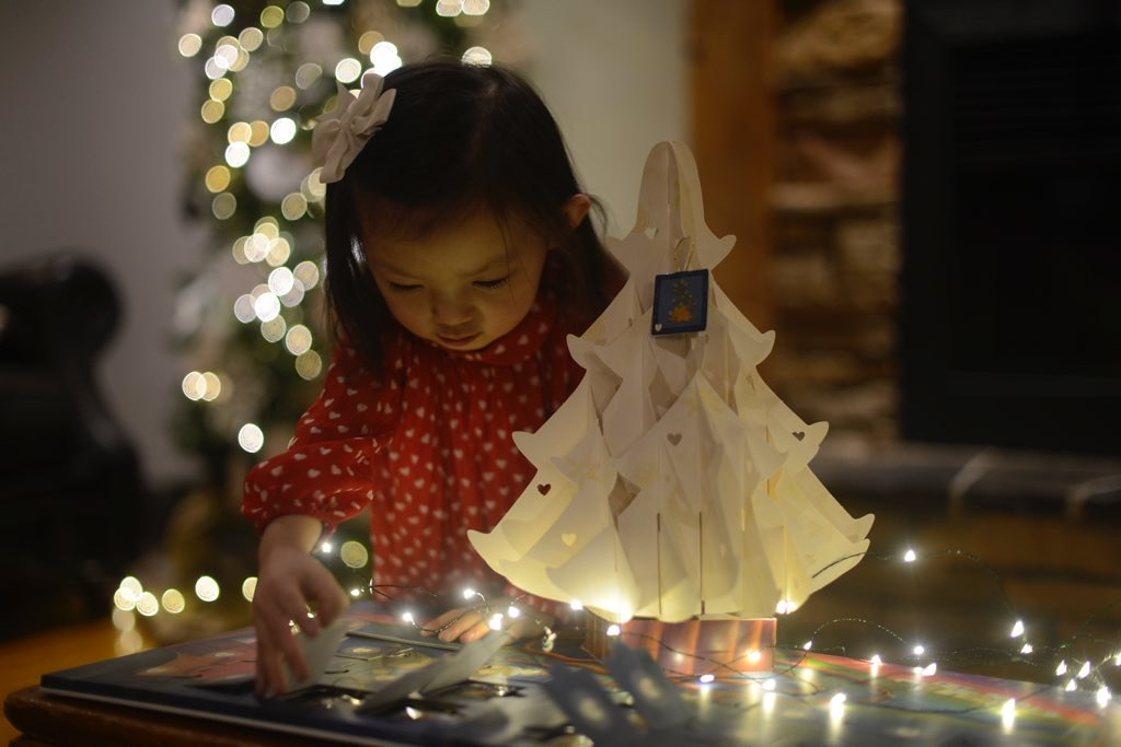 """You Are Going To Want This: How to Have A Starry-Eyed Christmas (with the Whole, Free Printable """"Night Before Advent"""" Kit)"""