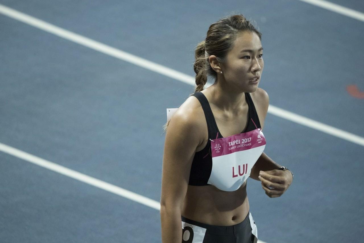 呂麗瑤今次是因倫奧體操金牌女將 McKayla Maroney ,於社交媒體自白被隊醫性侵犯的經歷,決定公開一直隱藏的被性侵經歷。(資料圖片)