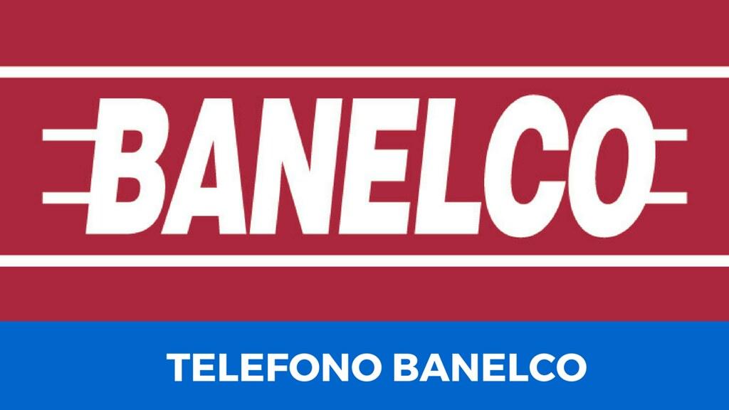 Teléfono Banelco