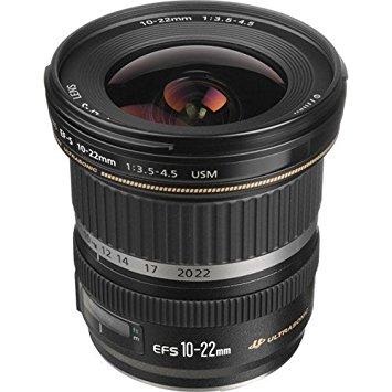 Canon EF-S 10-22mm f:3.5-4.5 USM