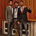 Rakesh, Arjun and me