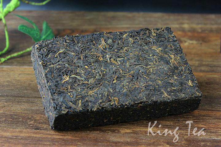 Free Shipping 2011 TAE TEA Dayi 7562 Zhuan Brick 250g YunNan MengHai Pu'er Pu'erh Pu-erh Puerh Ripe Cooked Tea Shou Cha