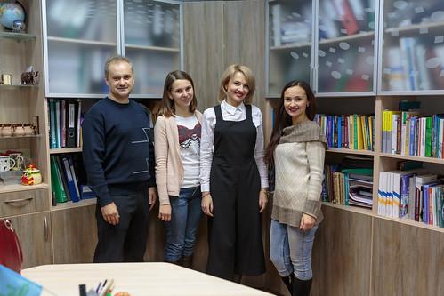 Тренінг Інни Пенчук «Самопрезентація та переконання в журналістиці»