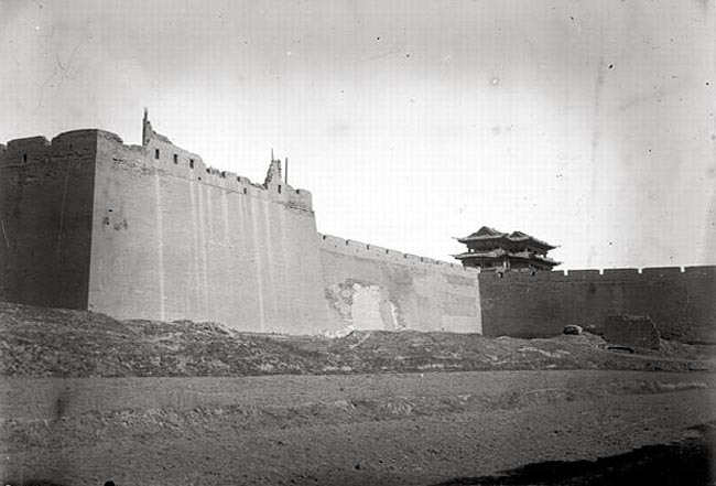 Datong_City_Wall_in_1907_1