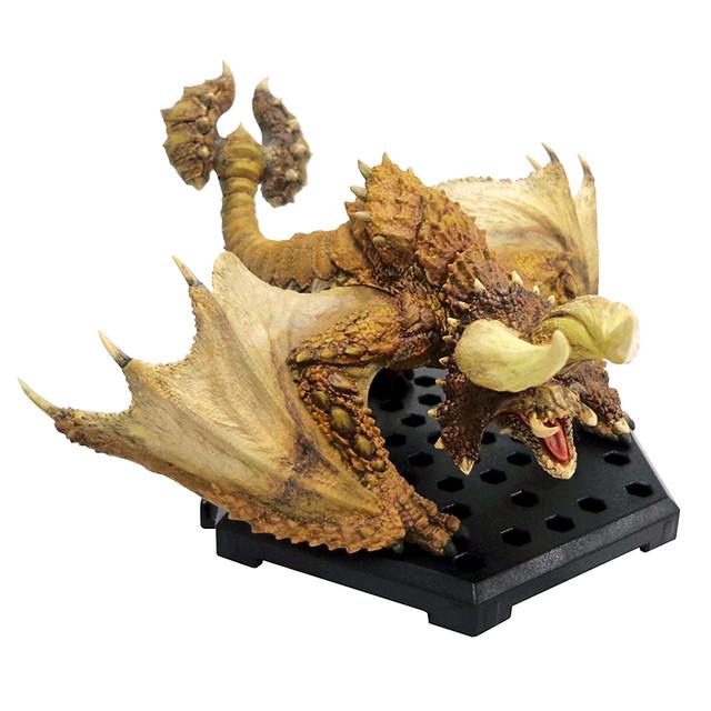 【更新官圖】更多的新魔物登場!CFB《魔物獵人:世界》Monster Hunter Standard Model Plus (モンスターハンター スタンダードモデルPlus)  Vol.10