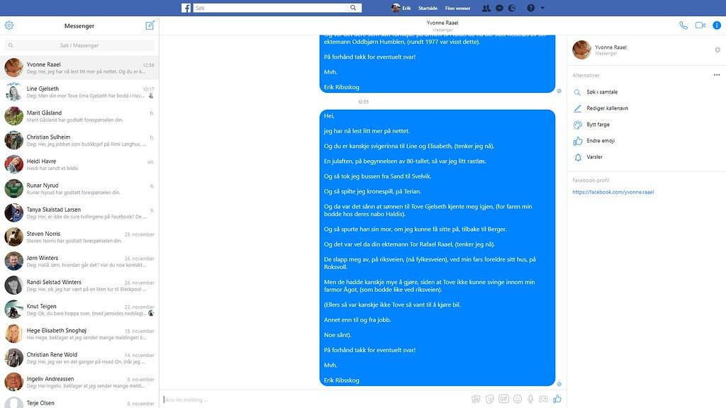 yvonne raael facebook 3