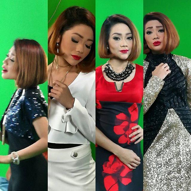Eryn (Bintang Rtm 2016) Turut Menyanyikan Lagu Dalam Nostalgia 69