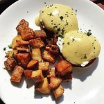 Feed your benediction with us this morning! Choose between Traditional Eggs Benny or our special today: Maine Lobster Benny with Applewood Smoked Bacon, Butter Poached Lobster, Old Bay Hollandaise on a House Made English Muffin. - - Shoutout to the amazin