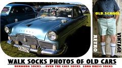 Walk socks And Old Cars  vol 13